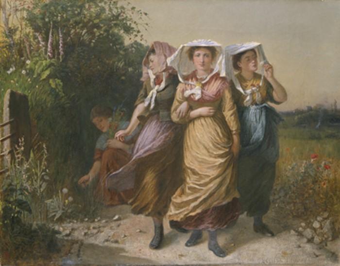 Bal maidens